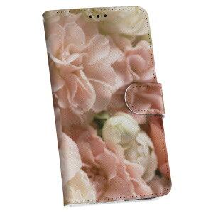 HTL22 HTC J One エイチティーシー au エーユー スマホ カバー 手帳型 カバー レザー ケース 手帳タイプ フリップ ダイアリー 二つ折り 革 バラ 花 花柄 写真・風景 000851