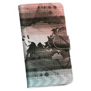 SHV32 AQUOS SERIE アクオス セリエ shv32 au エーユー 手帳型 スマホ カバー レザー ケース 手帳タイプ フリップ ダイアリー 二つ折り 革 フラワー クール 地図 イラスト 世界 004911