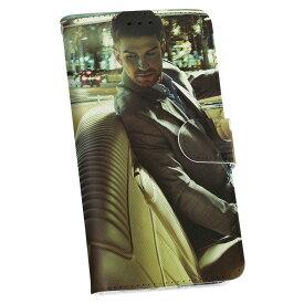 iPod touch 7(2019)/6(2015) アイポッドタッチ 第7世代 第6世代 対応 ケース 手帳型 スマホ カバー カバー レザー ケース 手帳タイプ フリップ ダイアリー 二つ折り 革 007416 写真 車 人物 夜