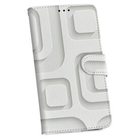 SO-03F Xperia Z2 エクスペリア so03f docomo ドコモ カバー 手帳型 カバー レザー ケース 手帳タイプ フリップ ダイアリー 二つ折り 革 模様 白 ホワイト 四角 その他 007497