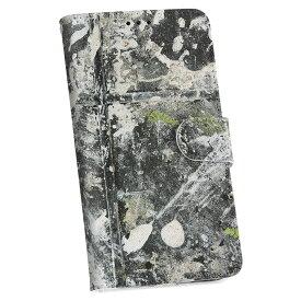 L-01K V30+ LG DOCOMO ドコモ 手帳型 スマホ カバー カバー レザー ケース 手帳タイプ フリップ ダイアリー 二つ折り 革 008415 インク ペンキ 写真 白 ホワイト