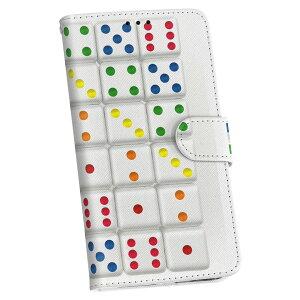 iPhone SE 2020 専用iPhone8 iPhone7 iPhone6/6s 共通 手帳型 スマホ カバー カバー レザー ケース 手帳タイプ フリップ ダイアリー 二つ折り 革 008704 サイコロ カラフル