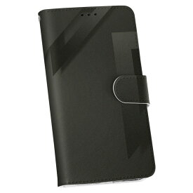 SCV33 Galaxy S7 edge ギャラクシー au エーユー 手帳型 スマホ カバー カバー レザー ケース 手帳タイプ フリップ ダイアリー 二つ折り 革 クール 黒 ブラック ブルー 青 模様 008710