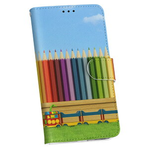 iphone8 iphone 8 アイフォーン softbank au docomo ソフトバンク 手帳型 スマホ カバー カバー レザー ケース 手帳タイプ フリップ ダイアリー 二つ折り 革 008892 カラフル イラスト おもちゃ