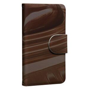 ploom TECH プルームテック 専用 レザーケース 手帳型 タバコ ケース カバー 合皮 ケース カバー 収納 プルームケース デザイン 000815 チョコレート ハート