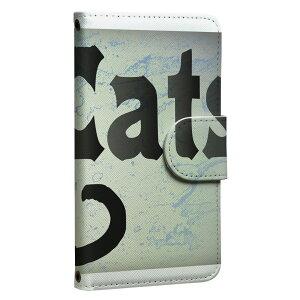 ploom TECH プルームテック 専用 レザーケース 手帳型 タバコ ケース カバー 合皮 ケース カバー 収納 プルームケース デザイン 008317 猫 黒 ブラック インク ペンキ