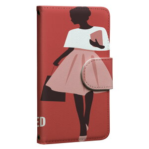 ploom TECH プルームテック 専用 レザーケース 手帳型 タバコ ケース カバー 合皮 ケース カバー 収納 プルームケース デザイン 013772 女性 人物 英語