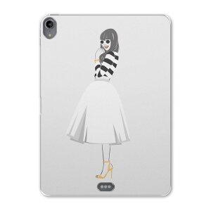 iPad Pro 11inch 第3世代 アイパッドプロ 11インチ タブレットケース タブレットカバー TPU ソフトケース A1980 A2013 A1934 A1979 010902 ファッション サングラス スカート