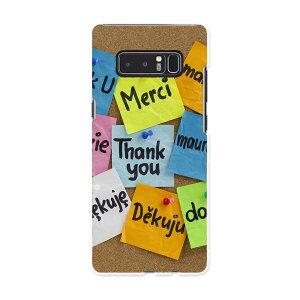 SC-01K Galaxy Note8 ギャラクシー ノートエイト sc01k docomo ドコモ スマホ カバー ケース スマホケース スマホカバー PC ハードケース カラフル コルクボード ユニーク 001550