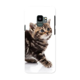 SC-02K Galaxy S9 ギャラクシー エスナイン docomo sc02k ドコモ スマホ カバー ケース スマホケース スマホカバー PC ハードケース 005930 写真 動物 猫 ねこ