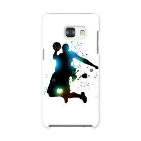 SC-04J Galaxy Feel ギャラクシー フィール sc04j docomo ドコモ スマホ カバー スマホケース スマホカバー PC ハードケース バスケットボール ダンク スポーツ 001170