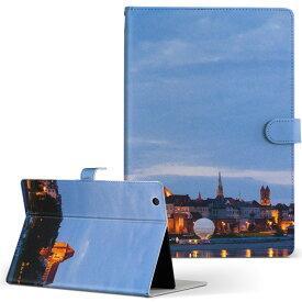 ASUS TransBook T100TA transbookt100ta LLサイズ 手帳型 タブレットケース カバー レザー フリップ ダイアリー 二つ折り 革 その他 写真・風景 クール 外国 写真 景色 風景 003294