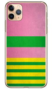【送料無料】 Cf LTD ダービーコレクション 競馬 騎手 勝負服 【34】 桃・緑一本輪・黄袖緑縦縞 (クリア) / for iPhone 11 Pro Max/Apple 【Coverfull】アップル iphone11 pro max iphone11 pro max ケース iphone11 pr