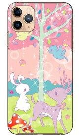 【送料無料】 Milk's Design しらくらゆりこ 「メルヘンな森」 / for iPhone 11 Pro Max/Apple 【Coverfull】アップル iphone11 pro max iphone11 pro max ケース iphone11 pro max カバー アイフォーン11プロマックス ケース アイフォーン11プロマックス カバー