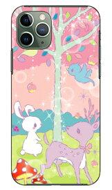 【送料無料】 Milk's Design しらくらゆりこ 「メルヘンな森」 / for iPhone 11 Pro/Apple 【Coverfull】【スマホケース】【ハードケース】アップル iphone11 pro iphone11 pro ケース iphone11 pro カバー アイフォーン11プロ ケース アイフォーン11プロ カバー
