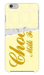 【送料無料】 ホワイトチョコレート / for iPhone 6 Plus/Apple 【SECOND SKIN】【スマホケース】【ハードケース】アップル iphone6 plus iphone6 plus ケース iphone6 plus カバー アイフォーン6プラス ケース ア