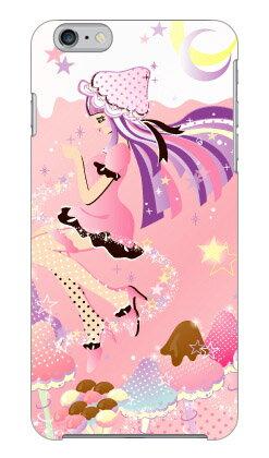 【送料無料】 Milk's Design しらくらゆりこ 「ストロベリーきのこガール」 / for iPhone 6 Plus/Apple 【Coverfull】アップル iphone6 plus iphone6 plus ケース iphone6 plus カバー アイフォーン6プラス ケース アイフォーン6プラス カバー iphone 6 plus case