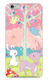 【送料無料】 Milk's Design しらくらゆりこ 「メルヘンな森」 / for iPhone 6 Plus/Apple 【Coverfull】【ハードケース】アップル iphone6 plus iphone6 plus ケース iphone6 plus カバー アイフォーン6プラス ケース アイフォーン6プラス カバー iphone 6 plus case