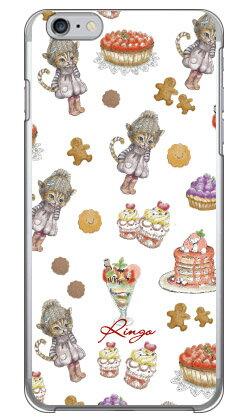 【送料無料】 スイーツネコ cocoちゃん(クリア) design by Ringo / for iPhone 6s Plus/Apple 【Coverfull】iphone6splus ケース iphone6splus カバー iphone 6s plus ケース iphone 6s plus カバー アイフォン6sプラス ケース アイフォン6sプラス カバー