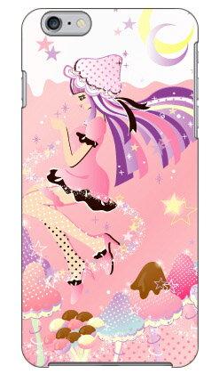 【送料無料】 Milk's Design しらくらゆりこ 「ストロベリーきのこガール」 / for iPhone 6s Plus/Apple 【Coverfull】iphone6splus ケース iphone6splus カバー iphone 6s plus ケース iphone 6s plus カバー アイフォン6sプラス ケース アイフォン6sプラス カバー