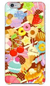【送料無料】 Milk's Design しらくらゆりこ 「Sweet time」 / for iPhone 6s Plus/Apple 【Coverfull】【ハードケース】iphone6splus ケース iphone6splus カバー iphone 6s plus ケース iphone 6s plus カバー アイフォン6sプラス ケース アイフォン6sプラス カバー