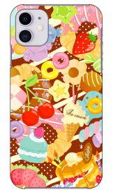 【送料無料】 Milk's Design しらくらゆりこ 「Sweet time」 / for iPhone 11/Apple 【Coverfull】【カバフル】【全面】【受注生産】【スマホケース】【ハードケース】アップル iphone11 iphone11 ケース iphone11 カバー アイフォーン11 ケース アイフォーン11 カバー