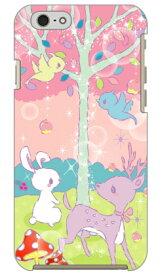 【送料無料】 Milk's Design しらくらゆりこ 「メルヘンな森」 / for iPhone 6s/Apple 【Coverfull】【ハードケース】iphone6s ケース iphone6s カバー iphone 6s ケース iphone 6s カバー アイフォーン6s ケース アイフォーン6s カバー アイフォン6s ケース