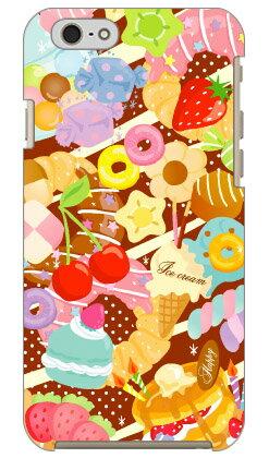 【送料無料】 Milk's Design しらくらゆりこ 「Sweet time」 / for iPhone 6s/Apple 【Coverfull】【ハードケース】iphone6s ケース iphone6s カバー iphone 6s ケース iphone 6s カバー アイフォーン6s ケース アイフォーン6s カバー アイフォン6s ケース