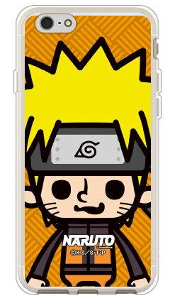 ナルト疾風伝シリーズ NARUTO×PansonWorks ズーム うずまきナルト (ソフトTPUクリア) / for iPhone 6s/Apple 【ソフトケース】iphone6s ケース iphone6s カバー iphone 6s ケース iphone 6s カバー アイフォーン6s ケース アイフォーン6s カバー アイフォン6s ケース