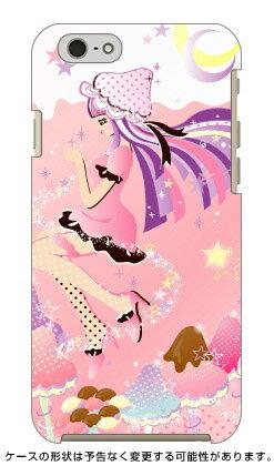 【送料無料】 Milk's Design しらくらゆりこ 「ストロベリーきのこガール」 / for iPhone 6/Apple 【Coverfull】iphone6 ケース iphone6 カバー iphone 6 ケース iphone 6 カバーアイフォーン6 ケース アイフォーン6 カバー iphoneケース ブランド iphone ケース