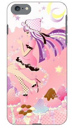 【送料無料】 Milk's Design しらくらゆりこ 「ストロベリーきのこガール」 / for iPhone 8/7/Apple 【Coverfull】iphone8 iphone7 ケース iphone8 iphone7 カバー iphone 8 iphone 7 ケース iphone 8 iphone 7 カバーアイフォーン7 ケース アイフォーン7 カバー