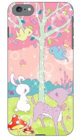 【送料無料】 Milk's Design しらくらゆりこ 「メルヘンな森」 / for iPhone 8/7/Apple 【Coverfull】【ハードケース】iphone8 iphone7 ケース iphone8 iphone7 カバー iphone 8 iphone 7 ケース iphone 8 iphone 7 カバーアイフォーン7 ケース アイフォーン7 カバー