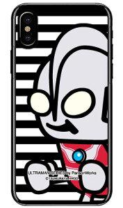 ウルトラマンシリーズ ウルトラマンジャック ズームボーダー (クリア) / for iPhone X/XS/Apple 【ハードケース】iphoneX iphoneXS ケース iphoneX iphoneXS カバー iphone X iphone XS ケース iphone X iphone XS カバ
