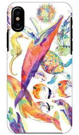 【送料無料】 さとう ゆい 「pastel sea」 / for iPhone X/XS/Apple 【SECOND SKIN】【スマホケース】【ハードケース】iphoneX iphoneXS ケース iphoneX iphoneXS カバー iphone X iphone XS ケース iphone X iphone XS カバーアイフォーン10 10S ケース アイフォーン10