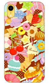 【送料無料】 Milk's Design しらくらゆりこ 「Sweet time」 / for iPhone XR/Apple 【Coverfull】【ハードケース】iphoneXR ケース iphoneXR カバー iphone XR ケース iphone XR カバーアイフォーン10R ケース アイフォーン10R カバー 10R ケース アイフォーン10R