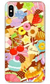 【送料無料】 Milk's Design しらくらゆりこ 「Sweet time」 / for iPhone XS Max/Apple 【Coverfull】【ハードケース】iphoneXS Max ケース iphoneXS Max カバー iphone XS Max ケース iphone XS Max カバーアイフォーン10S Max ケース アイフォーン10S Max カバー