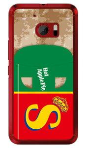 【送料無料】 アップルパイ (クリア) / for HTC 10 HTV32/au 【SECOND SKIN】【ハードケース】htv32 ケース htv32 カバー htv32ケース htv32カバー htc 10 ケース htc 10 カバー htc 10 htv32 htc10 ケース htc10 カバ