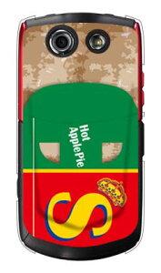 【送料無料】 アップルパイ (クリア) / for TORQUE G01/au 【SECOND SKIN】【ハードケース】au g01 torque g01 torque カバー g01 torque ケース トルク g01 カバー トルク g01 ケース キョウセラ g01 カバー g01 ケ