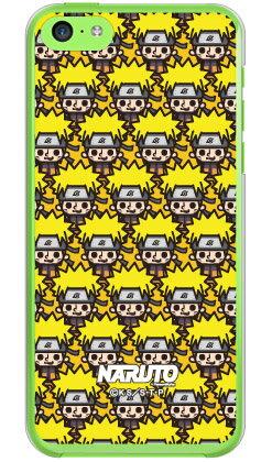 ナルト疾風伝シリーズ NARUTO×PansonWorks いっぱい うずまきナルト (クリア) / for iPhone 5c/docomo 【ハードケース】iPhone5cカバー/アイフォン5c/iphone5cケース/アイフォン 5c/スマートフォン/スマホケース/ケース/ドコモ/docomo