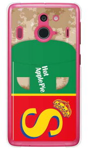 【送料無料】 アップルパイ (クリア) / for Disney Mobile on docomo F-03F/docomo 【SECOND SKIN】ドコモ f-03f カバー f-03f ケース disney mobile on docomo f-03f f03f カバー ディズニー f03f ケース ディズニー ディ
