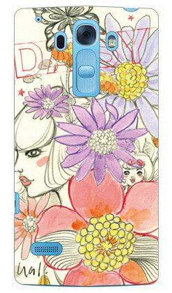 【送料無料】 池田ハル 「Daisy」 / for Disney Mobile on docomo DM-01G/docomo 【SECOND SKIN】【ハードケース】ドコモ dm−01g カバー dm−01g ケース ディズニーモバイル ドコモ ケースdm−01g disney mobile on docomo dm-01g ディズニー ケース ディズニー