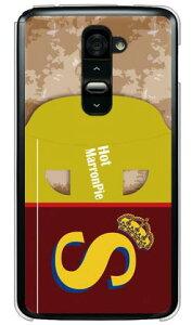 【送料無料】 マロンパイ (クリア) / for G2 L-01F/docomo 【SECOND SKIN】【平面】【受注生産】【スマホケース】【ハードケース】l-01f ケース l-01f カバー g2 l-01f ケース g2 l-01f カバー lg l-01f ケース