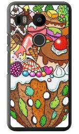 【送料無料】 おかしのやま (クリア) design by 326 / for Nexus 5X LG-H791/docomo 【SECOND SKIN】【ハードケース】nexus5x ケース nexus5x カバー nexus 5x ケース nexus 5x カバーnexus5xケース nexus5xカバー ネクサス5x ケース ネクサス5x カバー