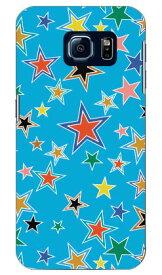【送料無料】 スターver1 ブルー produced by COLOR STAGE / for Galaxy S6 SC-05G/docomo 【Coverfull】sc-05g ケース sc-05g カバー sc-05gケース sc-05g カバー galaxy s6 ケース galaxy s6 カバー ギャラクシーs6 ケース ギャラクシーs6 カバー ドコモ