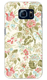 【送料無料】 SINDEE 「Nooma Flower (ライトイエロー)」 / for Galaxy S6 SC-05G/docomo 【SECOND SKIN】sc-05g ケース sc-05g カバー sc-05gケース sc-05g カバー galaxy s6 ケース galaxy s6 カバー ギャラクシーs6 ケース ギャラクシーs6 カバー ドコモ