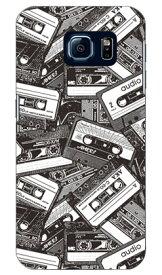 【送料無料】 Tapes designed by 広岡毅 / for Galaxy S6 SC-05G/docomo 【SECOND SKIN】【ハードケース】sc-05g ケース sc-05g カバー sc-05gケース sc-05g カバー galaxy s6 ケース galaxy s6 カバー ギャラクシーs6 ケース ギャラクシーs6 カバー ドコモ