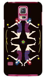 【送料無料】 YOKEY 「Modern Girls 03」 / for GALAXY S5 SC-04F/docomo 【SECOND SKIN】【ハードケース】ドコモ sc-04f ケース sc-04f カバー sc04f ケース sc04f カバー galaxy s5 ケース galaxy s5 カバー galaxy s5 サムスン ギャラクシー s5 ケース