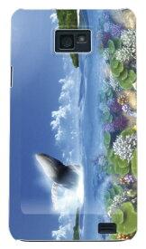 【送料無料】 Tropical Island design by DMF / for GALAXY S II SC-02C/docomo 【Coverfull】【スマホケース】【ハードケース】galaxy s 2 ケース galaxy s 2 カバー ギャラクシーs2ケース ギャラクシーs2カバー sc-02c ケース sc-02c カバー sc02cケース sc02cカバー