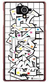 【送料無料】 TRANS-GALAXY EXPRESS (クリア) design by Moisture / for AQUOS ZETA SH-04F/docomo 【SECOND SKIN】ドコモ sh-04f ケース sh-04f カバー sh04fケース sh04fカバー aquos zeta sh04f ケース アクオス zeta sh04f カバー シャープ スマホ
