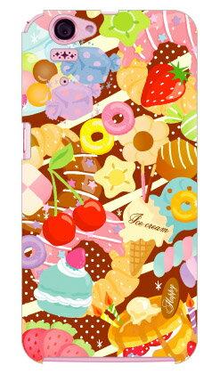 【送料無料】 Milk's Design しらくらゆりこ 「Sweet time」 / for Disney Mobile on docomo SH-05F/docomo 【Coverfull】sh05f ケース sh05f カバー sh05fケース sh05fカバー sh05f ミッキー sh05f ディズニー モバイル ドコモ スマホ カバー ディズニー sh-05f ケース